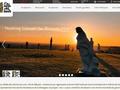 La Vallée des Saints: un projet «fou» pour l'éternité...