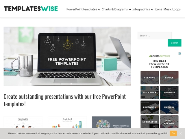 Free PowerPoint Templates and Backgrounds