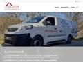 A Laburgade, une entreprise de ramonage et entretien des espaces verts
