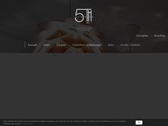 5 Th Avenue By... Salon de coiffure Nantes