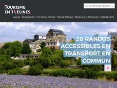 Site officiel du tourisme et des loisirs en Yvelines