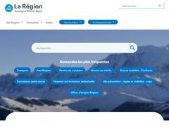 CONSEIL RÉGIONAL AUVERGNE-RHONE-ALPES