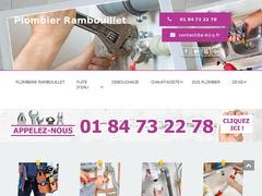 Plombier Rambouillet