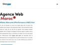 glory creation creation site web  au maroc