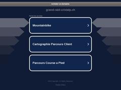 Grand Raid  ---La course VTT--
