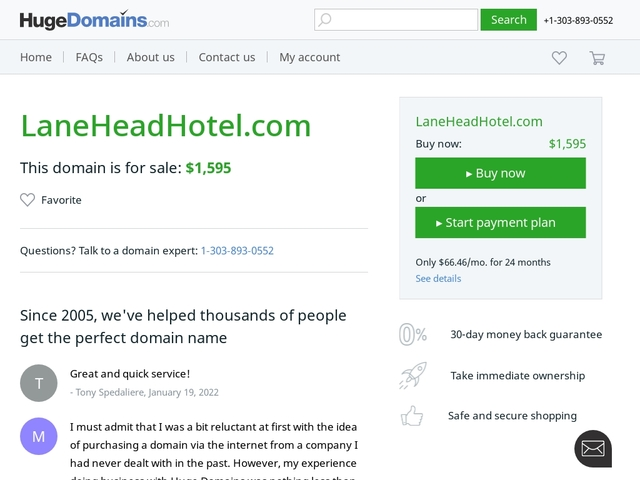 Lane Head Hotel - Brighouse - North Yorkshire - England.