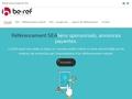 Agence de référencement en Isère : be-ref (informatique et internet)