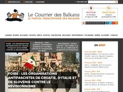 Courrier des Balkans