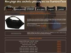 Sacs du Burkina