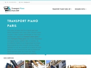 transport de piano