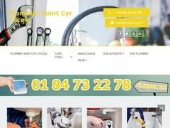 Plombier Saint-Cyr-l'Ecole