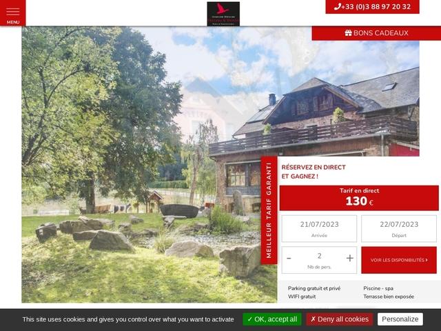 Complexe hotelier du donon 67130 Grandfontaine