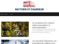chargeur batterie moto intelligent