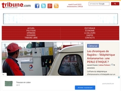 La Tribune de Madagascar
