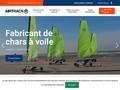 Fabricant de char à voile - Aitrack France