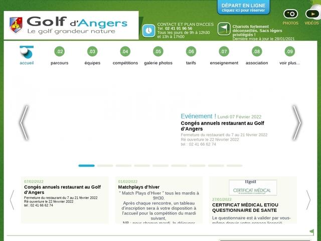 Golf Club d'Angers