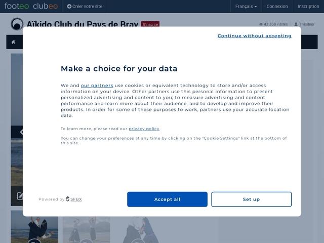 AIKIDO CLUB DU PAYS DE BRAY