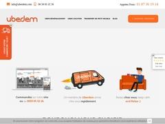 Uberdem - Déménagement Paris - Déménagement France