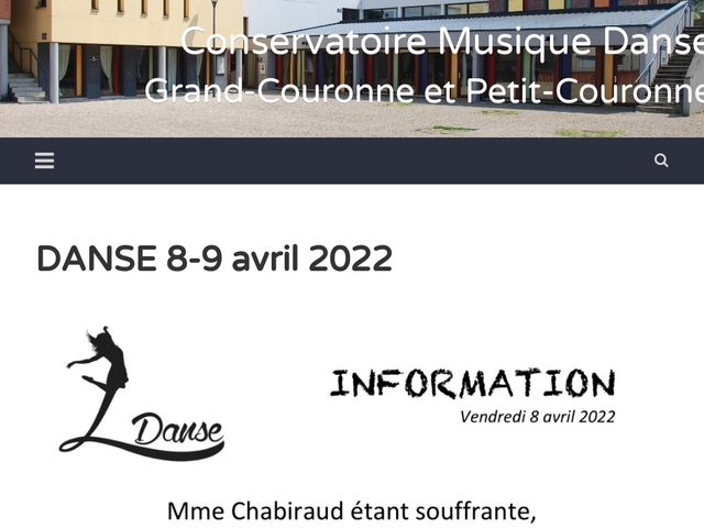 76 CONSERVATOIRE REGIONAL de GRAND COURONNE