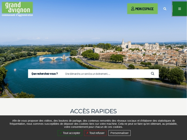 84 CONSERVATOIRE  d'Avignon