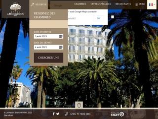 Hotel Maison Blanche Tunisie