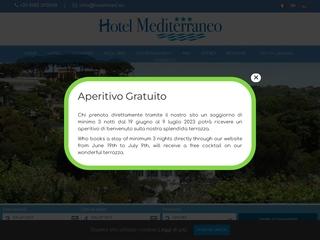 Hotel Mediterraneo Cavi di Lavagna