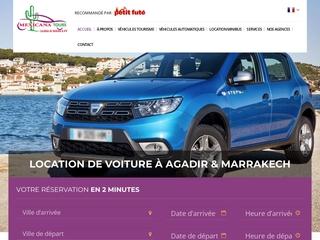 Location voitures - 4*4 Marrakch Maroc