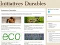 Réflexions autour du développement durable et de l'environnement