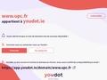 UPC.fr, le site de l'association UPP - Union des Photographes Professionnels