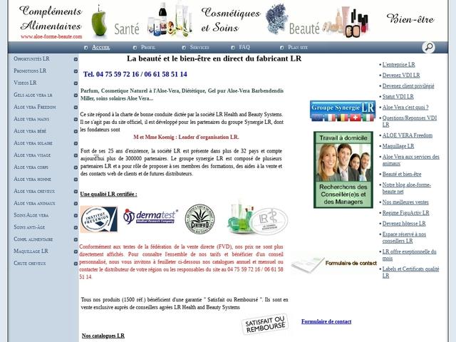 www.lr-cosmetique.com