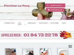 Plombier Le Pecq