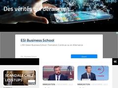 Site d'actualité en ligne - MyJournal.fr