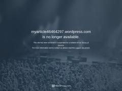 Publier un communiqué de presse sur MyArticle !