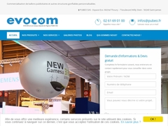 Objets publicitaires gonflables à vos couleurs - Mannuaire.net