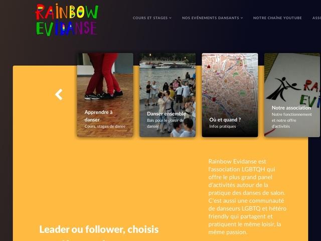 Rainbow Evidanse