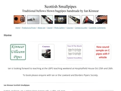Scottish Smallpipes