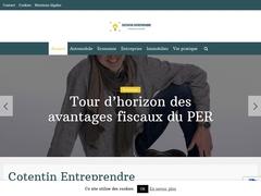 Entreprendre : le guide sur internet