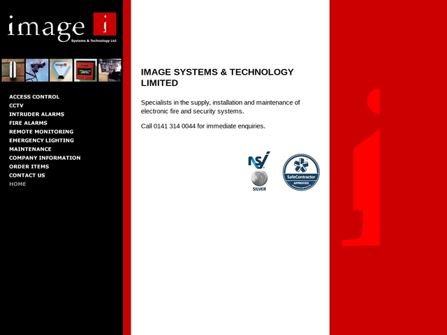Image Systems and Technology Ltd