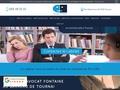 Maître Dominique Fontaine : avocate en droit de la famille à Tournai