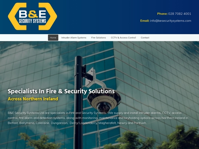 be security systems