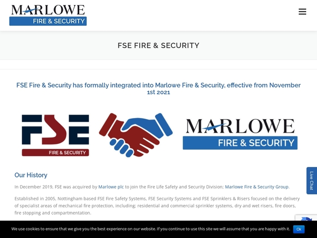 FSE Fire Safety Systems