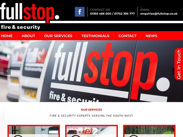 Fullstop Fire & Security