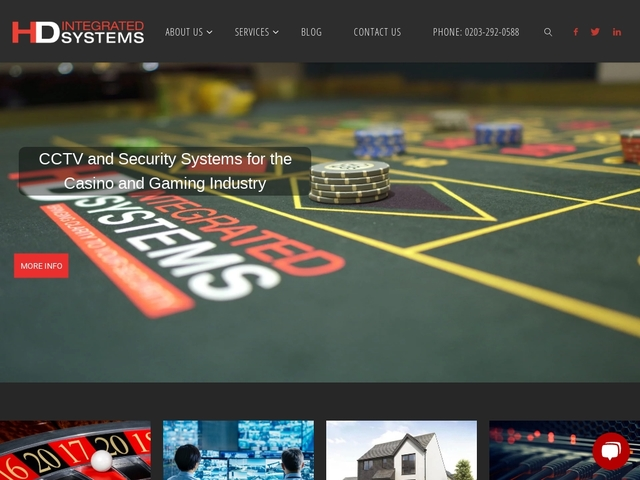 HDI Systems