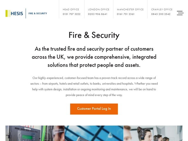 Hesis - Fire and Security