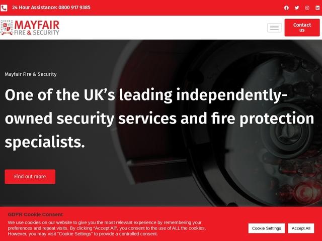 Mayfair Security