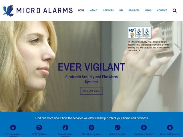 Micro Alarms