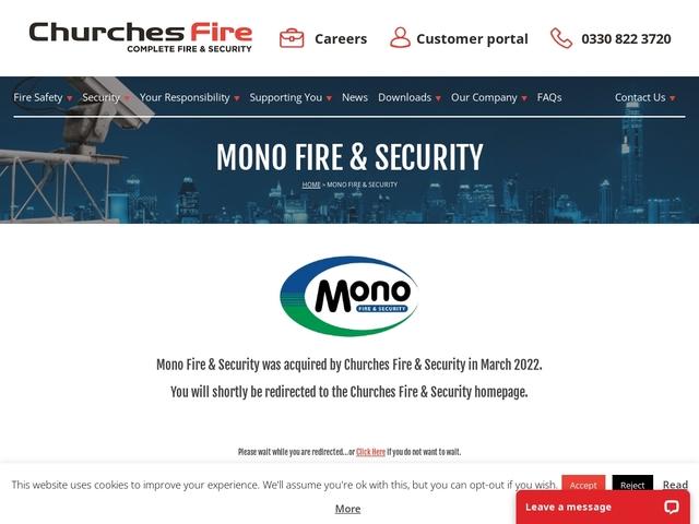 Mono Alarms