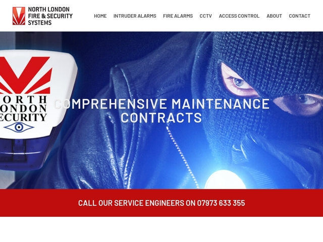 North London Fire and Security Systems