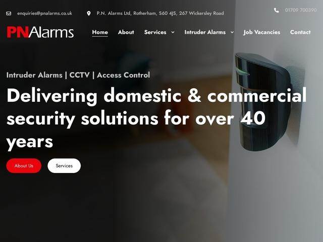 P.N. Alarms