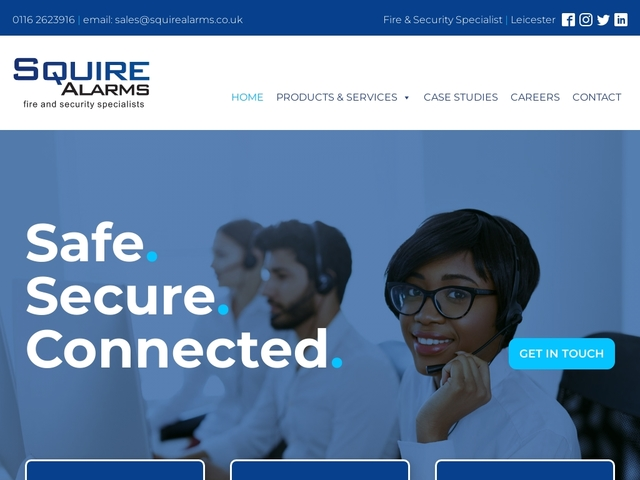 Squire Alarm Systems